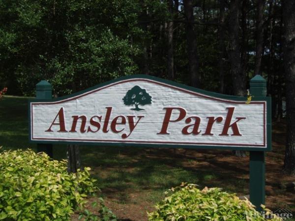 Ansley Park of Woodstock Mobile Home Park in Woodstock, GA