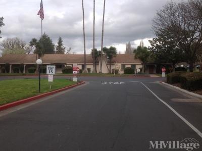 Mobile Home Park in Rohnert Park CA