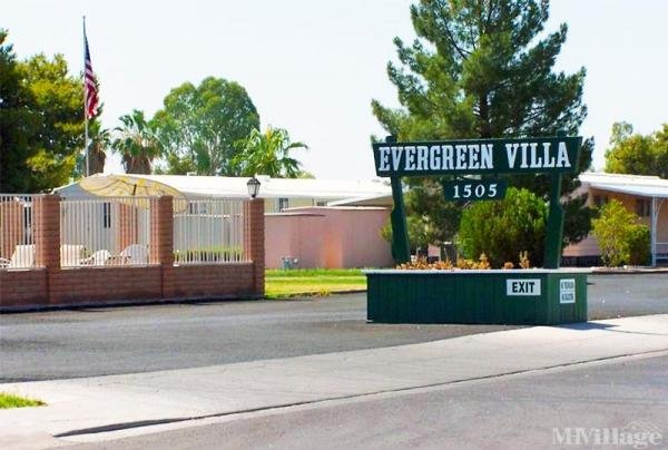 Photo 1 of 2 of park located at 1505 North Evergreen Street Chandler, AZ 85225