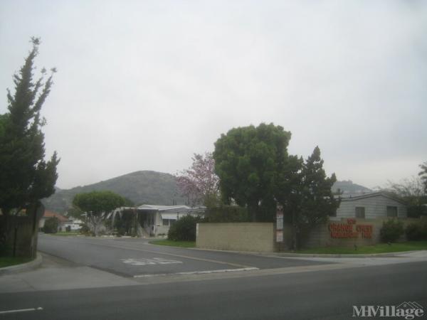 Photo of Orange Crest Mobile Home Park, Orange, CA