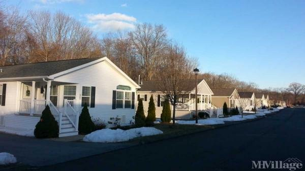 Stonegate Village Mobile Home Park in Ledyard, CT