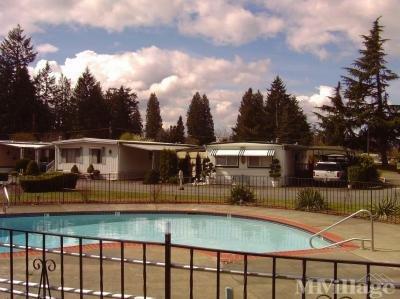 Mobile Home Park in Auburn WA