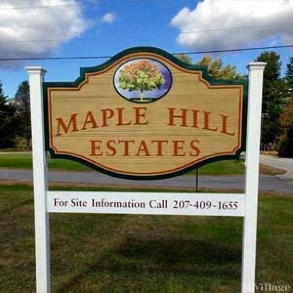 Photo of Maple Hill Estates, Mechanic Falls ME