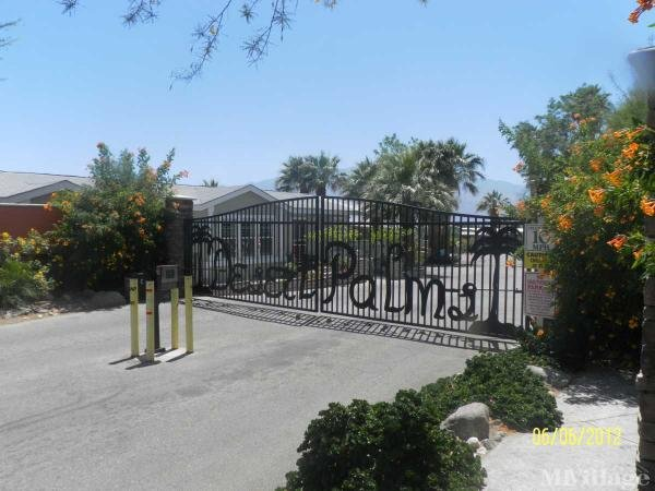 Photo 1 of 2 of park located at 17555 Corkill Road Desert Hot Springs, CA 92241