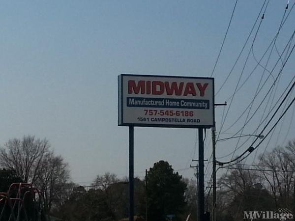 Photo of Midway Mobile Home Park, Chesapeake, VA