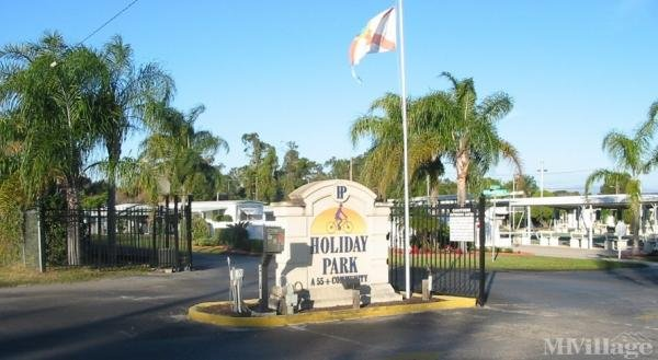 Photo of Holiday Mobile Home Park, Lakeland, FL
