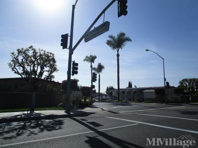 Mobile Home Park in Lake Forest CA