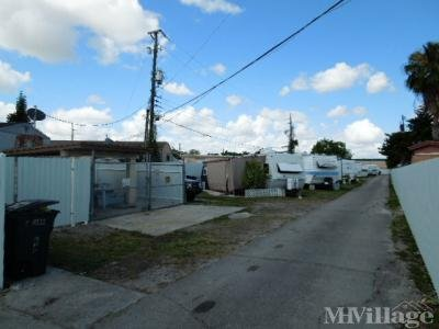 Mobile Home Park in Medley FL