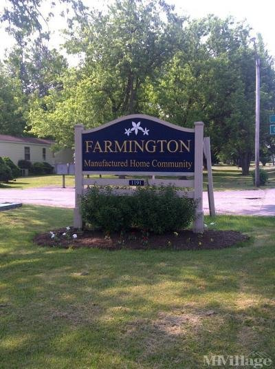 Mobile Home Park in Farmington NY