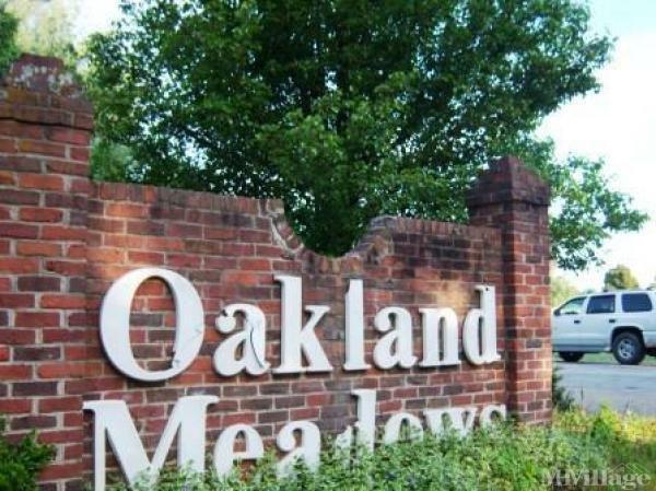 Photo of Oakland Meadows Mobile Home Park, Salisbury, NC