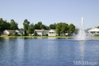 Crystal Lake's Fountain