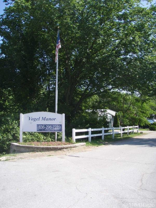 Vogel Manor Mobile Home Park in Arnold, MO