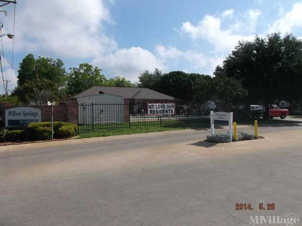 Photo of Willow Springs MHC, Fort Worth, TX