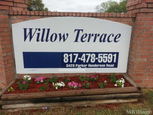 Photo of Willow Terrace Manufactured Housing Community, Fort Worth, TX