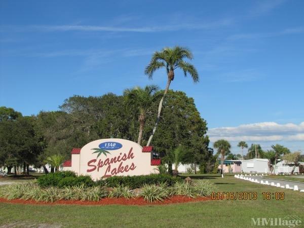 Photo of Spanish Lakes Mobile Home Park, Nokomis, FL