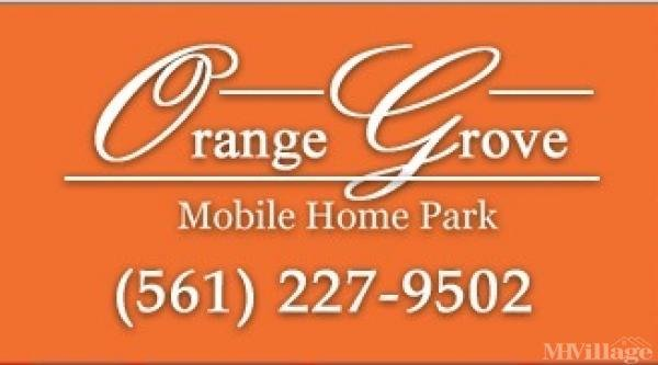 Photo of Orange Grove, Lake Worth, FL