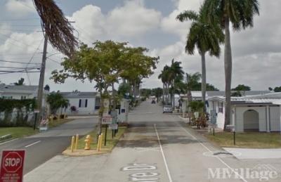 Mobile Home Park in Hallandale FL