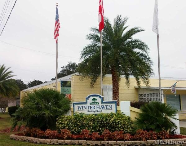 Winter Haven Manufactured Home Community Mobile Home Park in Winter Haven, FL