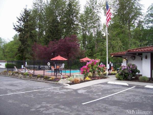 Lago De Plata Villa Mobile Home Park in Everett, WA