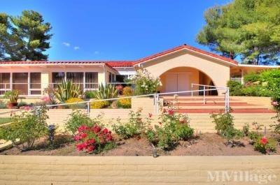 Mobile Home Park in Warner Springs CA