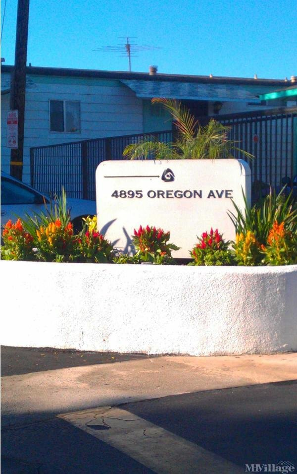 Photo 1 of 2 of park located at 4895 Oregon Avenue Long Beach, CA 90805