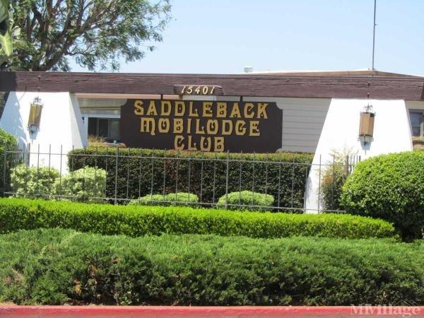 Photo of Saddleback Mobilodge, Tustin, CA