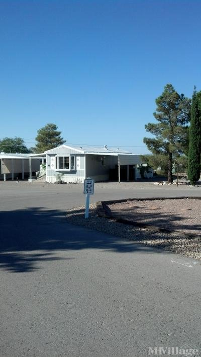 Mobile Home Park in Searchlight NV