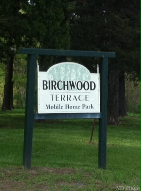 Birchwood Terrace Mobile Home Park Mobile Home Park in Wyoming, MN