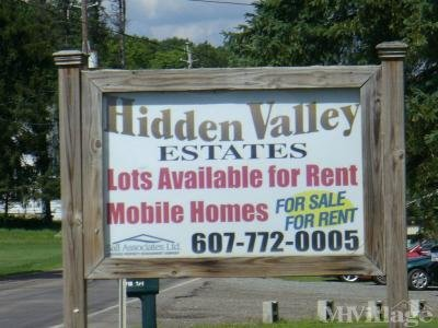 Mobile Home Park in Newark Valley NY