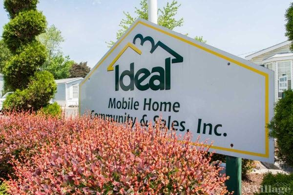 Ideal Homes Mobile Home Park in Avenel, NJ