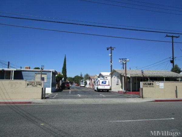 Photo of Orange Avenue Mobile Home Park, Paramount, CA