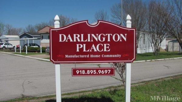 Photo of Darlington Place Mobile Home Park, Tulsa, OK