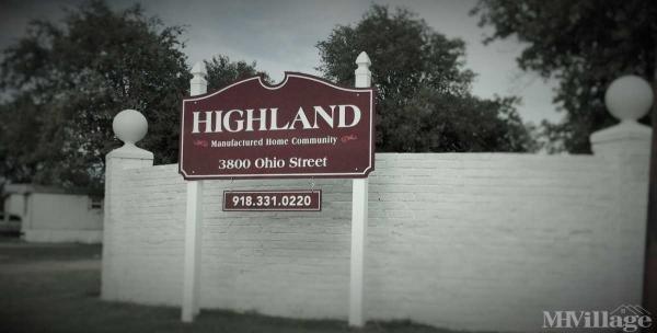 Photo of Highland Mobile Home Park, Bartlesville, OK