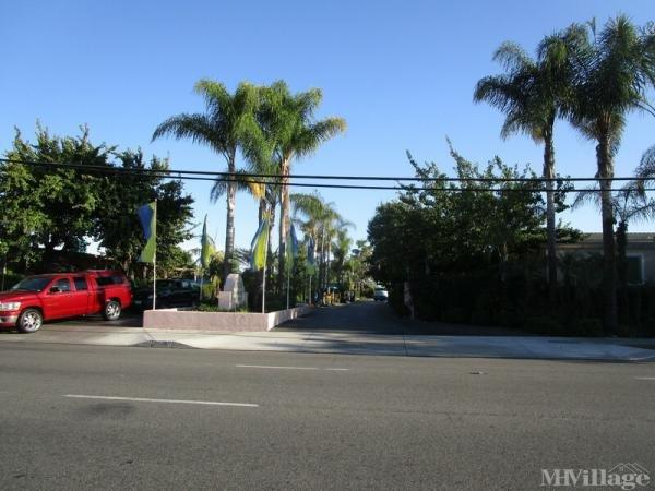 Photo of Continental Mobile Manor, Santa Ana, CA