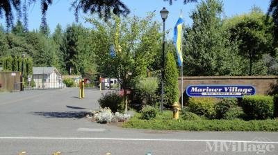 Mariner Village Entrance