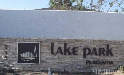 Mobile Home Park in Placentia CA