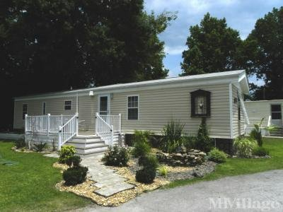 Mobile Home Park in Midway Park NC