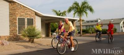 Las Palmas 55+ Resort Community