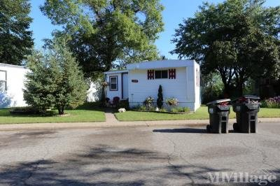 Mobile Home Park in Mounds View MN
