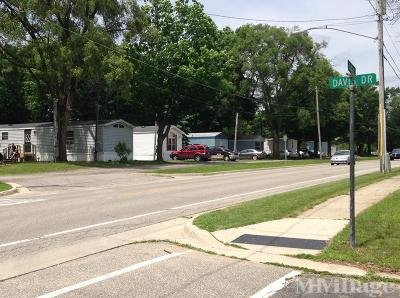 Mobile Home Park in Greenville MI