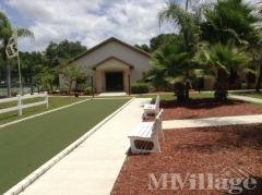 Clubhouse & Bocce Court