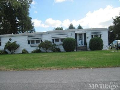 Mobile Home Park in Thompson CT