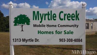 Mobile Home Park in Jacksonville TX