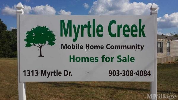 Photo of Myrtle Creek MHC, Jacksonville, TX