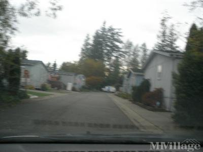Mobile Home Park in Everett WA