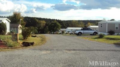 Mobile Home Park in Rocky Mount VA