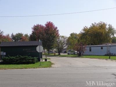 Mobile Home Park in West Liberty IA