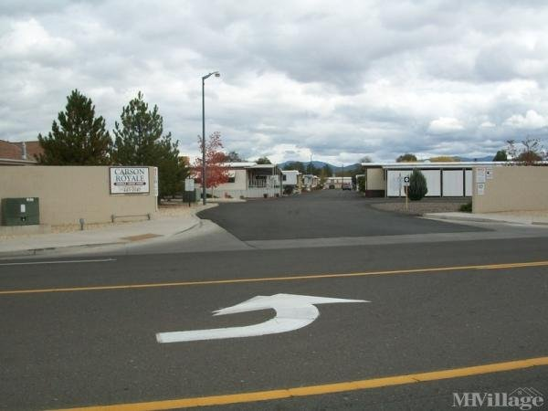 Photo of Carson Royale Mobile Home, Carson City, NV