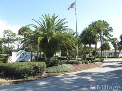 Mobile Home Park in Grand Island FL