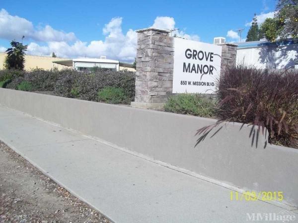 Photo of Grove Manor MHP, Ontario, CA